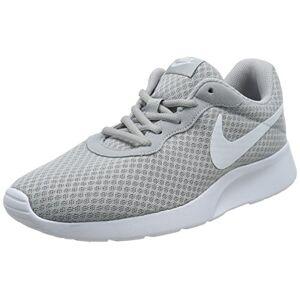 Nike Tanjun, Chaussures de Running Homme, Gris / blanc (gris loup / blanc), 46 EU - Publicité