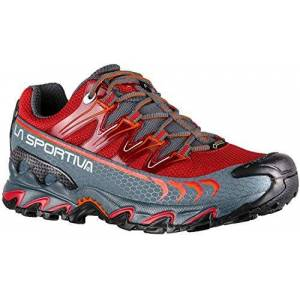 La Sportiva Ultra Raptor Woman GTX, Chaussures de Trail Femme, Multicolore (Garnet Slate 000), 36 EU - Publicité