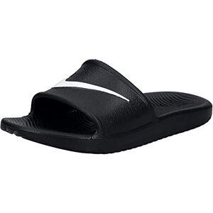 Nike Kawa Shower, Chaussures de Plage & Piscine Homme, Noir Black White, 45 EU - Publicité