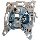 Triax EDA 302 f-Presa 13-18 V (Argent)