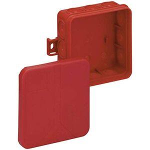 Spelsberg Bote de raccordement i 12 SB-L en polypropylne (PP) -Tableau électrique (rouge, 85x 85x 37mm) - Publicité