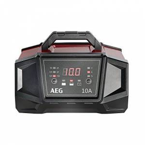 AEG 158008Atelier Chargeur WM A pour batteries 6et 12V, avec fonction de démarrage automatique, ce, IP 20, 10A - Publicité