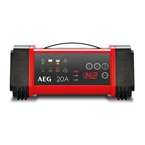 AEG LD Chargeur microprocesseur - Publicité