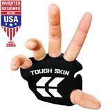 Striker Hand Tools 00117 Striker Gants de Peau Dure - Protéer Les Paumes Contre Les Ampoules et Vibrations - Taille Petit/Moyen, Noir