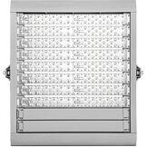 ledaxo A + LED Lampe de Hall, Aluminium, gris clair 607 wattsW 230 voltsV