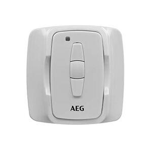 AEG 229965 Commande pour radiateur infrarouge  ondes courtes Blanc - Publicité