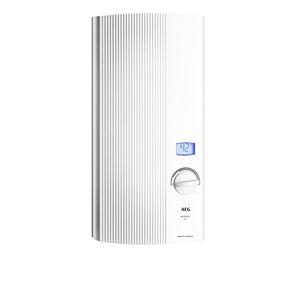 AEG 222392 Chauffe-eau électronique DDLE LCD 18 Blanc 18 kW 400 V - Publicité