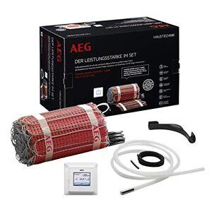 AEG Thermo Boden Confort Turbo, rouge, 234355 - Publicité