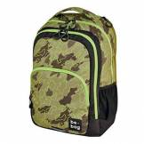 be.bag Rucksack be.bag be. Ready, Abstract Camouflage Sac à Dos Loisir 45 Centimeters 30 Multicolore (Abstract Camouflage)