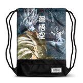 Karactermania Dragon Ball Goku-Storm Drawstring Bag Sac à Cordon, 48 cm, Multicolore (Multicolour)