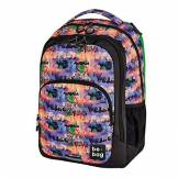 be.bag Rucksack be.bag be. Ready, Street Art no1 Sac à Dos Loisir 45 Centimeters 30 Multicolore (Street Art 1)