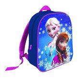 Disney Frozen Snow Sac à Dos Enfant, 32 cm, Bleu