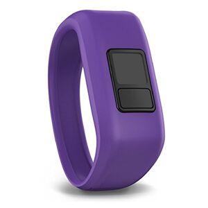 Garmin 010  12469 Bracelet de rechange pour Vivofit XL Jr, modle Broken Lava (Violet) - Publicité