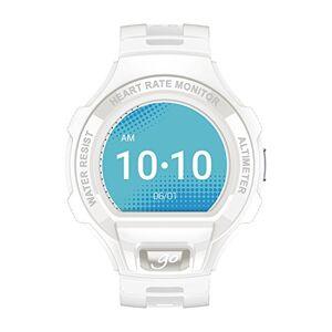 Alcatel Go Watch Blanche   Smartwatch étanche - Publicité