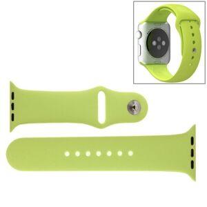 ALSATEK Coque Housse TPU 38mm pour Apple Watch Vert - Publicité