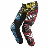 Oneal Element Youth Pants Wild Multi 26(12/14)