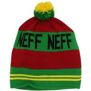 NEFF Classic Bonnet Mixte, Rasta, FR Unique (Taille Fabricant : TU) - Publicité