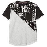 INSIDE 7ccn66&,; T- T-Shirt Homme, Noir (Negro 1), Medium