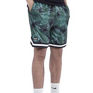 Cayler & Sons C&s WL Palm Leafs Shorts, Noir/MC, S Homme