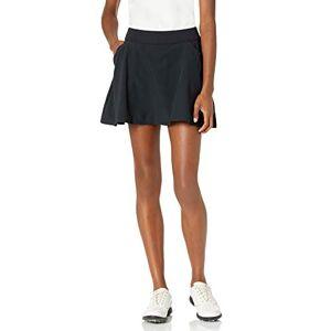 Under Armour Links Skort Jupe de tennis, Noir, FR (Taille Fabricant : XL) pour Femmes - Publicité