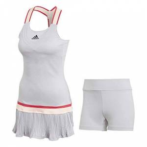 Adidas Y-Robe H.Rdy Robe Femme Glogry FR: S (Taille Fabricant: S) - Publicité