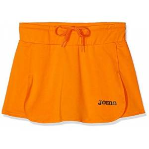 Joma Open Short de Tennis Femme, Orange (Fluo), XL - Publicité
