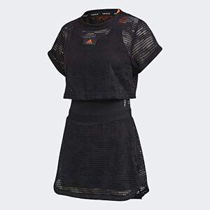 Adidas Dress P.Blue Robe pour Femme L Noir - Publicité