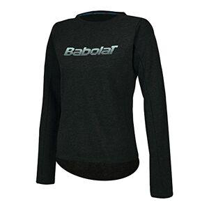 Babolat Core Sweatshirt Girl T-Shirt  Manches Longues Garon, Multicolore, chiné (Phantom HTHR), 8-10 - Publicité