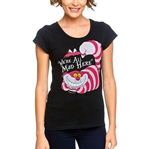 Alice WODALWOTS002 T-Shirt, Noir, S Femme - Publicité
