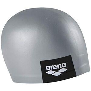 arena Cap Bonnet de Natation avec Logo Moulded, Unisexe pour Adulte, Mixte, 001912, Gris, Tu - Publicité