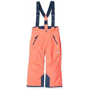 The North Face Youth Snowquest Pantalons Enfant Rocket Red FR : L (Taille Fabricant : L) - Publicité