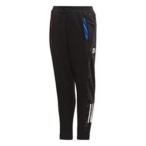 Adidas LB Dy SW Pant Pantalon Bébé Fille, Noir/Blanc, 92 (1/2 años) - Publicité
