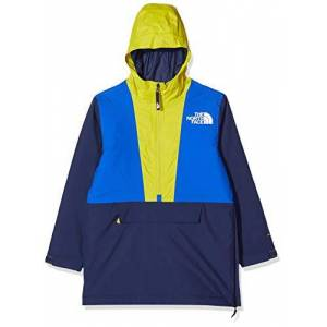 The North Face Y Freedom Anorak Insulated Synthetic Mixte Enfant, Citro Green, FR : S (Taille Fabricant : S) - Publicité