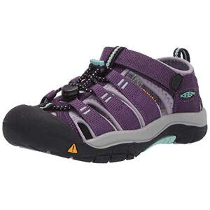 KEEN Newport H2, Sandale Mixte Enfant, Violet (Pennant Purple/ Gris Lavande), 24 EU - Publicité