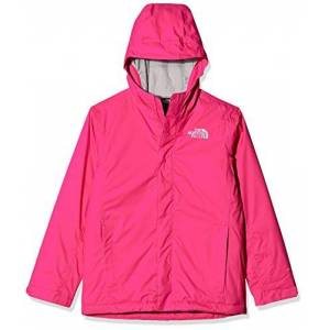 The North Face Y Snow Quest Jacket Insulated Synthetic Mixte Enfant, Mr. Pink, FR : L (Taille Fabricant : L) - Publicité