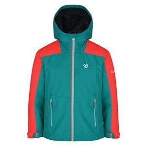 Dare 2b Avail Jacket Veste Mixte Enfant, CariGr/FyCrl, FR : 2XL (Taille Fabricant : 14 YR) - Publicité