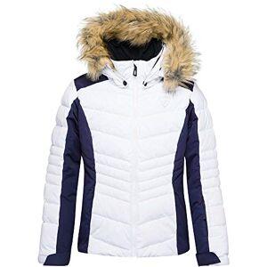 Rossignol BB Polydown Pearly Jacket Veste de Ski Garon, Blanc, 8 Ans - Publicité