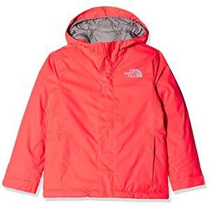 The North Face Youth Snow Quest Veste Mixte Enfant, Rocket Red, FR : S (Taille Fabricant : S) - Publicité