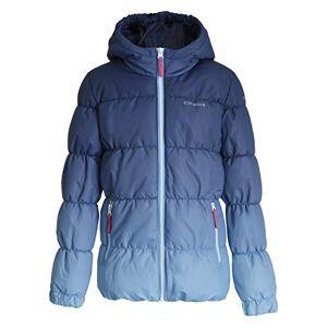 Icepeak Kiana JR Jacket Children Fille, Dark Blue, FR : S (Taille Fabricant : 128) - Publicité