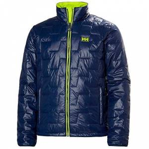 Helly Hansen Jr Lifaloft Ins Jacket Veste Mixte Enfant, Bleu (603 North Sea Blue), 16 años - Publicité