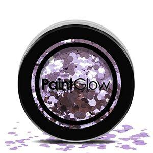PaintGlow Produit cosmétique branché brillant pour les cheveux, le visage et le corps 3g - Publicité