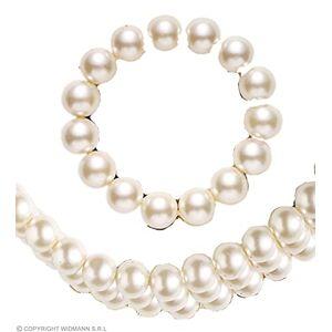 Widmann -WDM4991L 375 Collier et bracelet en perles, accessoires de déguisement pour fte et carnaval, Enfants Unisexe, EJ-8003558499106, Multicolore, Taglia unica - Publicité