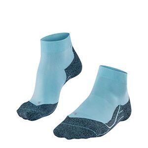 Falke Damen Laufsocken RU4 Light Short Funktionsfaser, Running Socken ohne Baumwolle, 1 er Pack, Blau (Turmalit 6802), 35-36 - Publicité