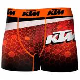 KTM Pk1107-a, Shorty Homme, Multicolore (Multicolor), XX-Small (Taille Fabricant: 6/8 )