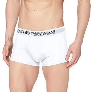 Emporio Armani CC729-111389 Boxer, Blanc (Bianco), X-Large (Taille Fabricant: XL) Homme - Publicité