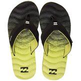 BILLABONG Dunes Fluid, Chaussures de Plage & Piscine Hommes, Jaune (Neo Yellow 4397), 40 EU
