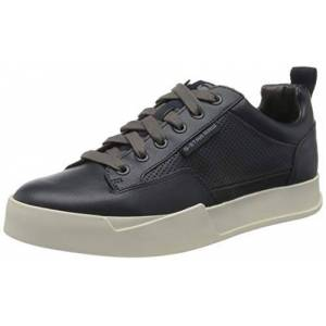 G-STAR RAW Rackam Core Low, Sneakers Basses Homme, Bleu (Mazarine Blue A940-4213), 43 EU - Publicité