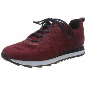 Hugo Boss BOSS Business Herren Parkour_Runn_Res Sneaker, Dark Red603 - Publicité
