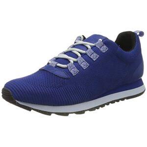 Hugo Boss BOSS Business Herren Parkour_runn_res Sneaker, Open Blue463 - Publicité