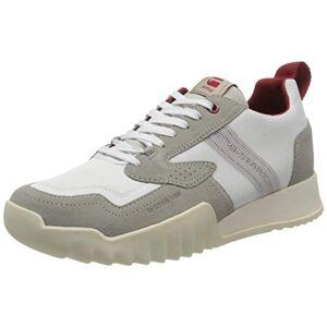 G-STAR RAW Rackam Mimemis, Sneakers Basses Homme, Multicolore (White/Industrial Grey C249-A539), 43 EU - Publicité